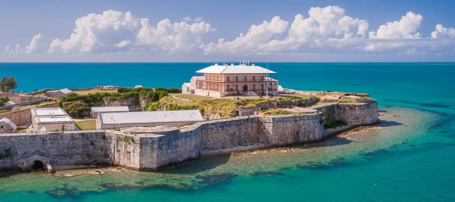 Cruises to Bermuda