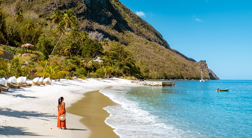 Best Beaches of Caribbean St Kitts