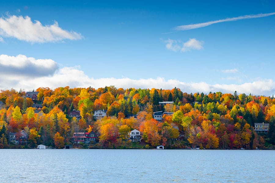 Canada and New England Fall Cruises