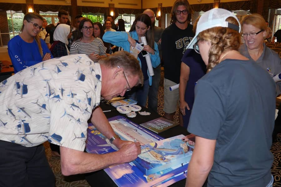 Guy Harvey and Norwegian Conservation Cruise 2018