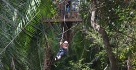 Zipline Adventure & Cave Tubing