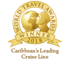 World Travel Awards – Caribbean's Leading Cruise Line (7th year in a row)