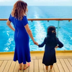 Enjoy a christmas cruise vacation with your family