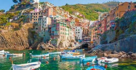 Cinque Terre On Your Own