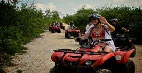 ATV Jungle & Beach Adventure