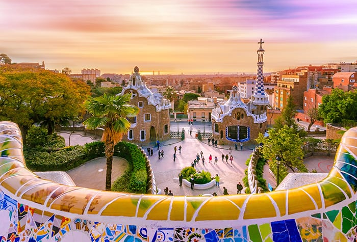 Cruises to Barcelona, Spain