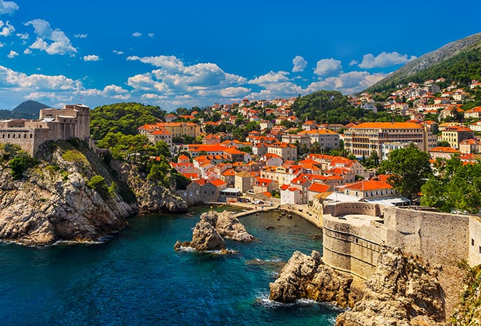 Cruises to Dubrovnik, Croatia