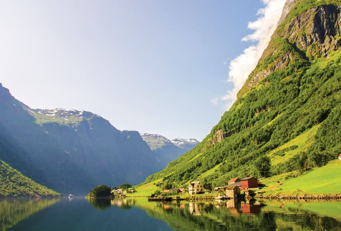 Cruises to Flam, Norway