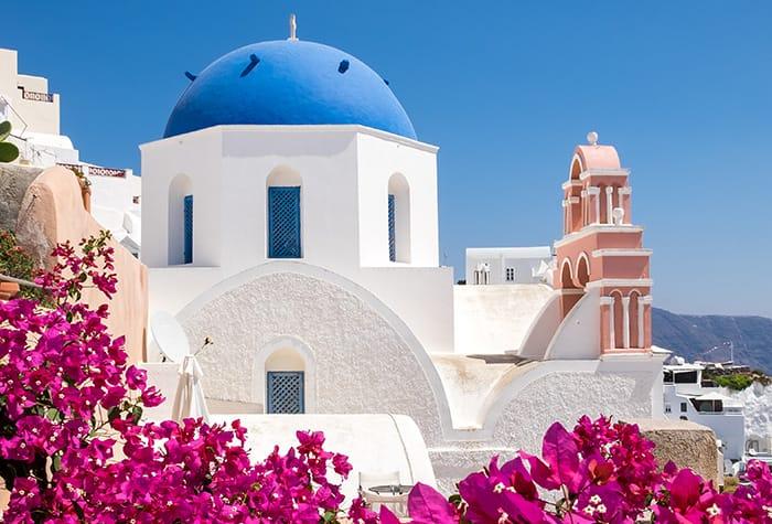 Cruzeiros para Santorini, Grécia