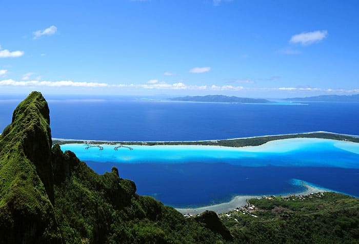 Cruises to Bora Bora