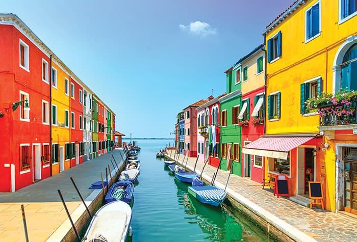 Cruceros a Venecia, Italia