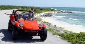 Dune Buggy & Beach Snorkel