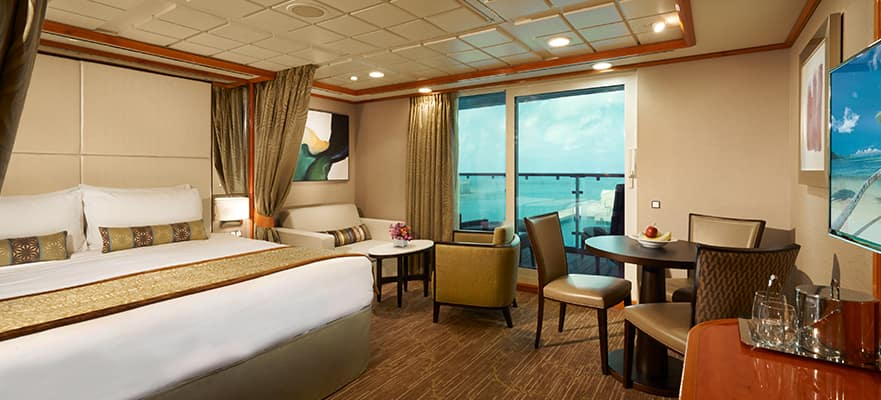 Penthouse du Norwegian Dawn