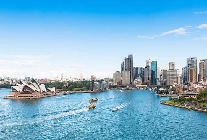 Cruise to Australia & New Zealand with Norwegian Cruise Line