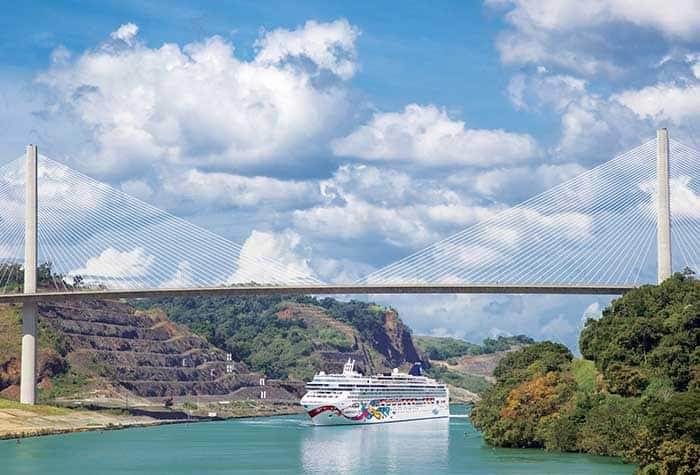 Cruise to Panama Canal with Norwegian Cruise Line