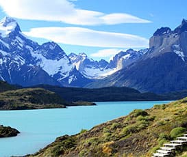 Some of the world's greatest landscapes can be seen on a South America cruise