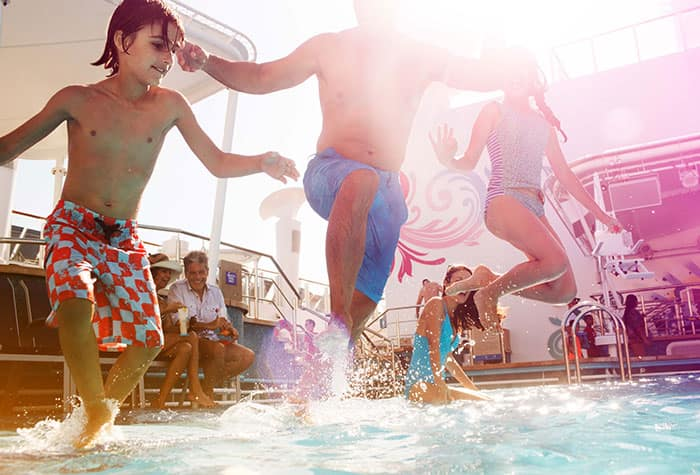 Have fun with the family on your Caribbean cruise holiday