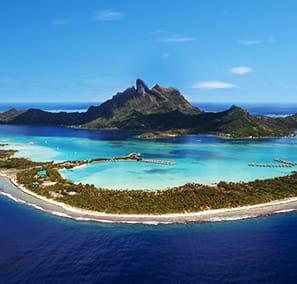 Cruceros a las islas del Pacífico Sur
