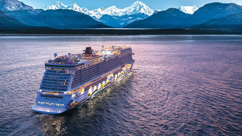 Great Cruise Comeback