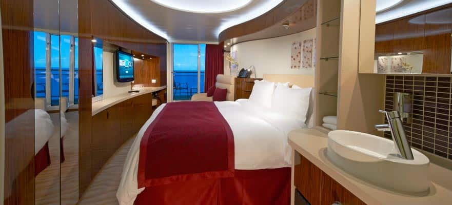 Sail Away Club Balcony Suite