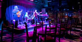 Norwegian Epic cruise ship Fat Cats Jazz and Blues Club