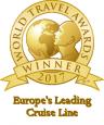 Mejor Compañía de Cruceros en Europa (2008-2017)