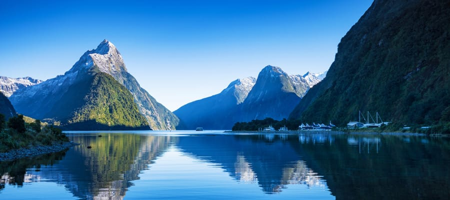 Fjordland, New Zealand
