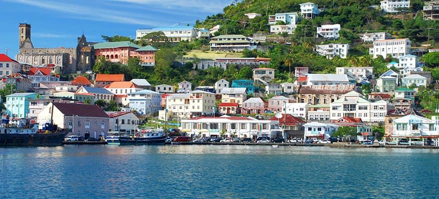Caraïbes du Sud au départ de San Juan, 11 jours