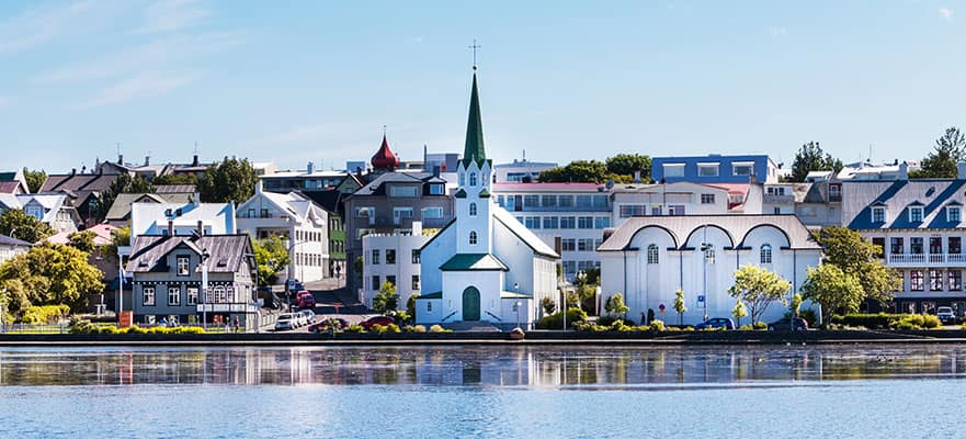 14-Day Iceland, Ireland & Norway: Mystical Fjords from London (Southampton)