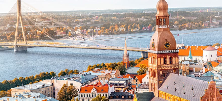 15-Day Scandinavia, Russia & Amsterdam: Ultimate Baltic from London (Southampton)