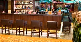 Norwegian Gem cruise ship Maltings Beer and Whisky Bar.