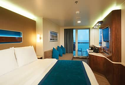 Choose Two Offers Oceanviews, Balconies & Mini-Suites