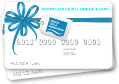 carte-cadeau norwegian cruise line