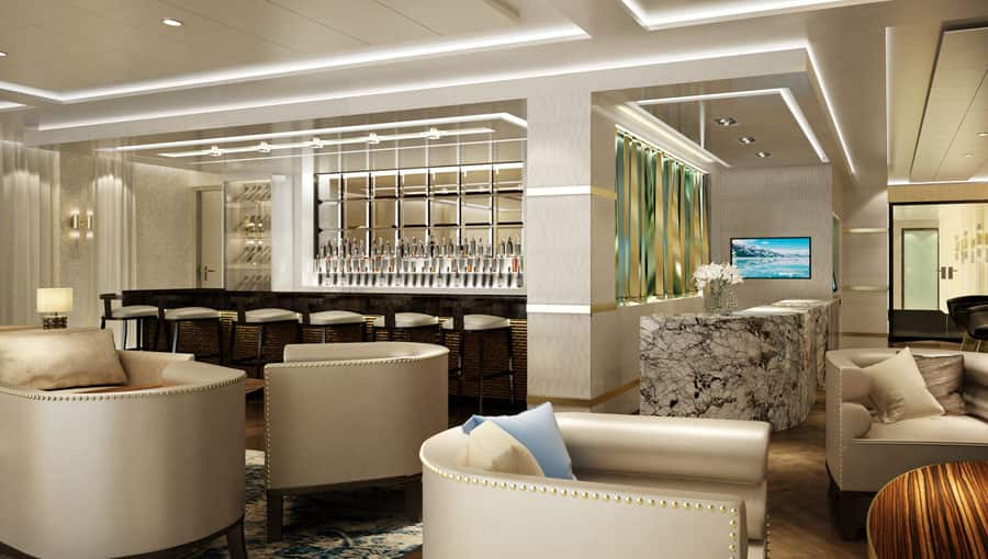 Haven Lounge Norwegian Encore