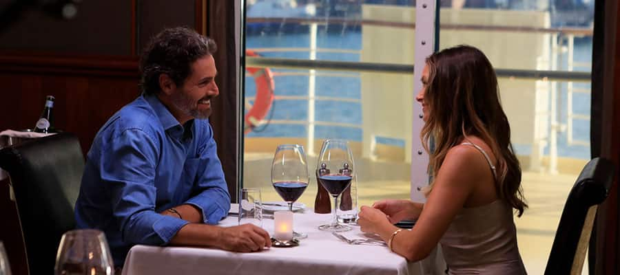Restaurantes en un crucero porHawái de Norwegian Cruise Line México