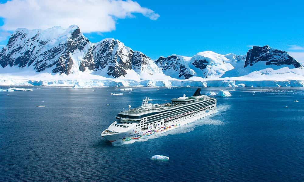 Norwegian Cruise Line Cruises to Antarctica