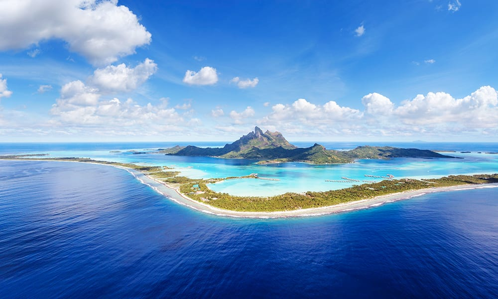 Cruises to French Polynesia and South Pacific