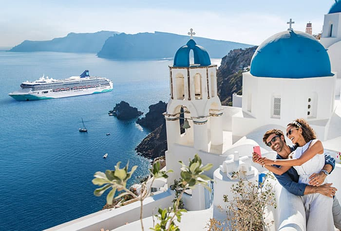 7-Day Greece and Turkey Cruises