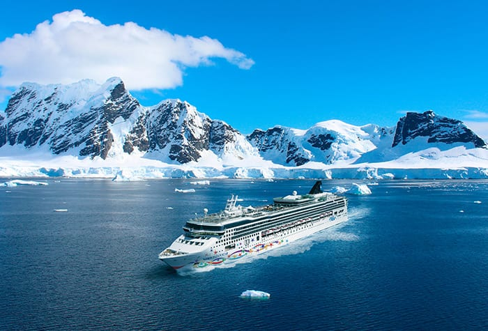 Experience a Holiday like no other in Antarctica