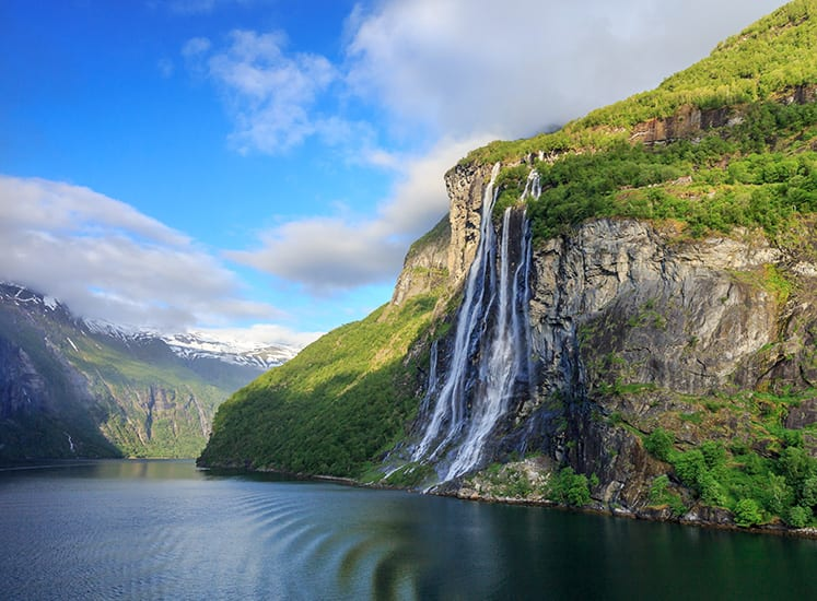 Castles & Fjords: British Isles & Norway Cruises