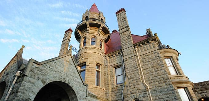 Visit historic Craigdarroch Castle while in British Columbia