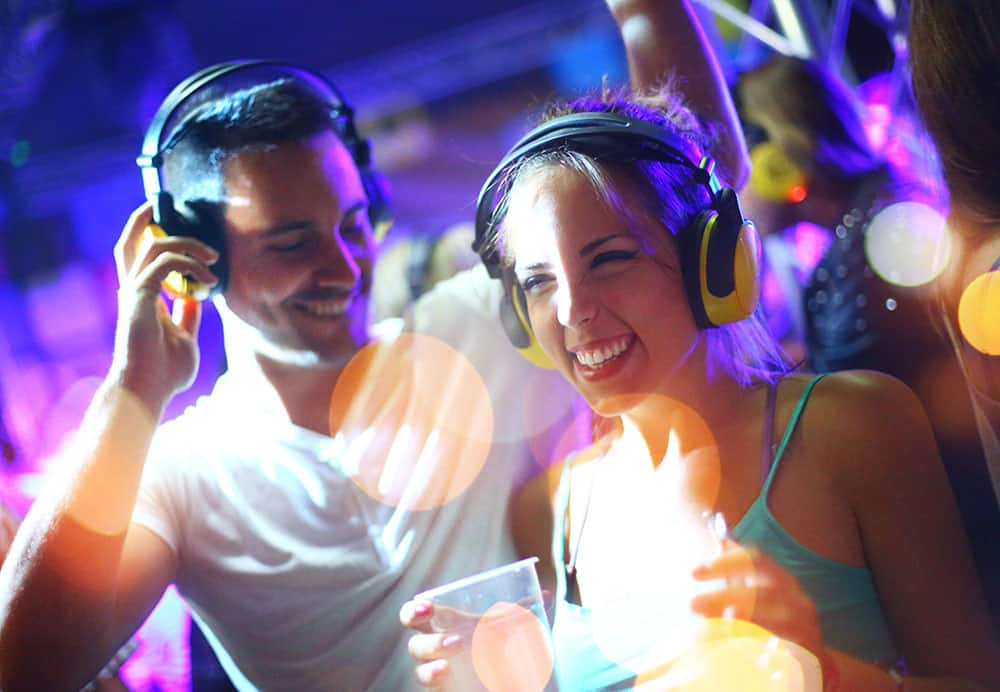 Norwegian Bliss Silent Disco