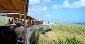 St. Kitts Scenic Rail & Sail