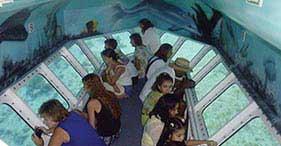 Reef Explorer Semi-sub