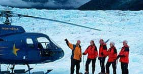 Helicopter Glacier Walkabout