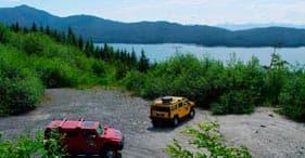 Chauffeur-Driven Hummer®