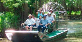 Airboat Adventure & Alligator Jungle