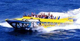 Screamin' Eagle Jet Boat