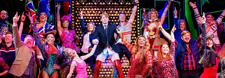 Kinky Boots ב-Norwegian Encore