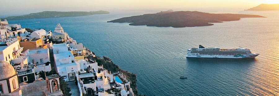 Norwegian Jade Mediterranean Cruise